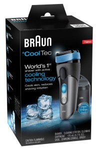 Braun Cool Tec Mens Shaving System